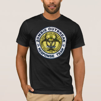 Tennessee Zombie Outbreak Response Team T-Shirt