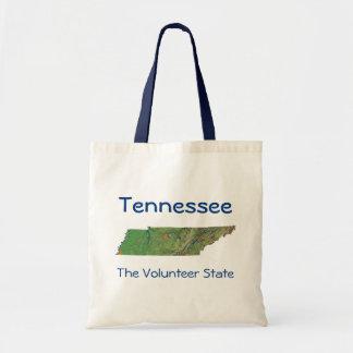 Tennesseean Map Bag