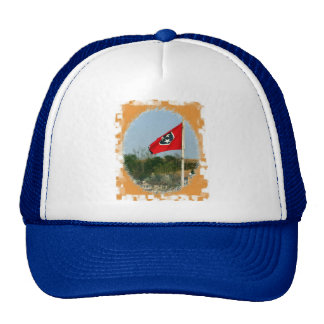 Tennessee's Old Glory Trucker Hat