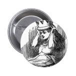 Tenniel a través del espejo pin
