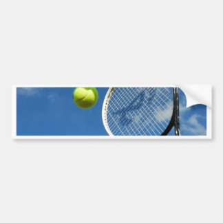 tennis3 bumper sticker