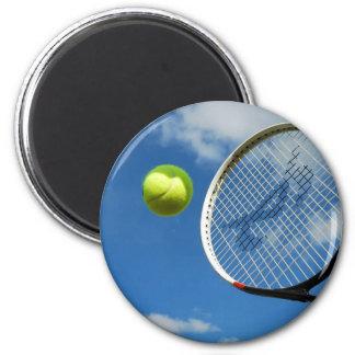 tennis3 imán para frigorífico