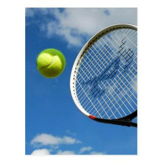 tennis3 postcard
