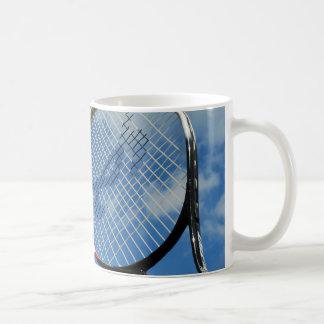 tennis3 tazas de café
