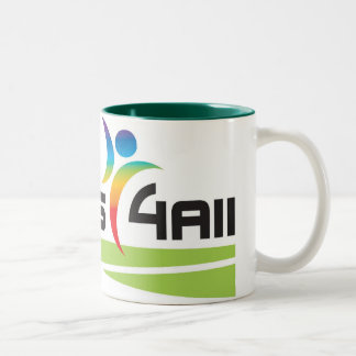 Tennis4All Deluxe Mug