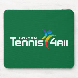 Tennis4All Green Mousepad