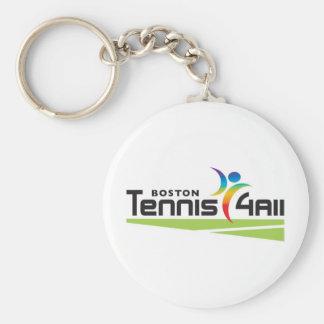 Tennis4All Key Chain