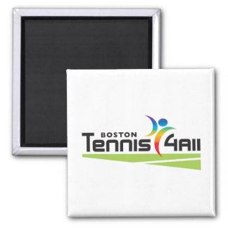 Tennis4All Magnet