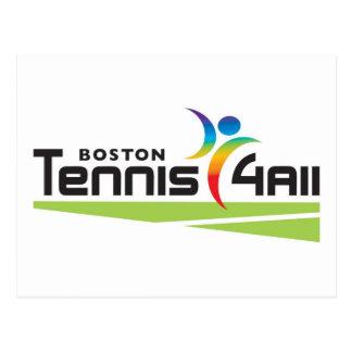 Tennis4All Postcard