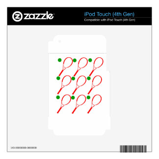 Tennis 2 iPod touch 4G skins