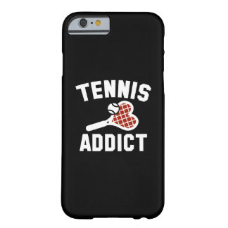 Tennis Addict Barely There iPhone 6 Case