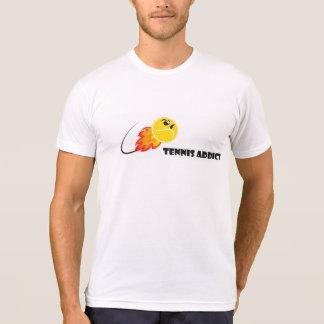 Tennis addict t shirt