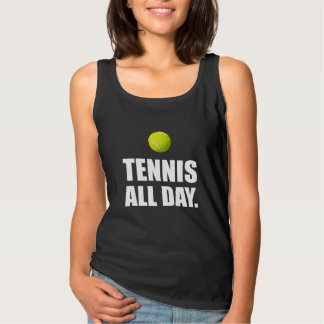 Tennis All Day Tank Top