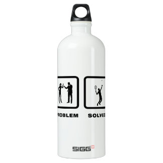 Tennis Aluminum Water Bottle
