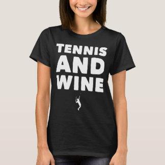Tennis and wine T-Shirt