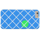 Tennis Anyone? Abstract Barely There iPhone 6 Plus Case