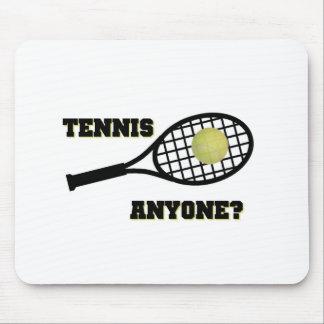 Tennis Anyone? Mouse Pad