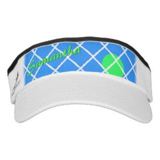 Tennis Anyone? Personalized Headsweats Visor
