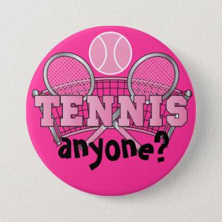 Tennis Anyone? | Pink Button