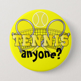 Tennis Anyone? | Yellow Button