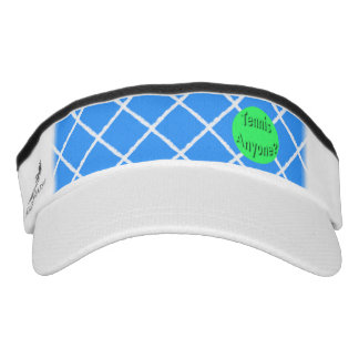 Tennis Anyone? Headsweats Visor