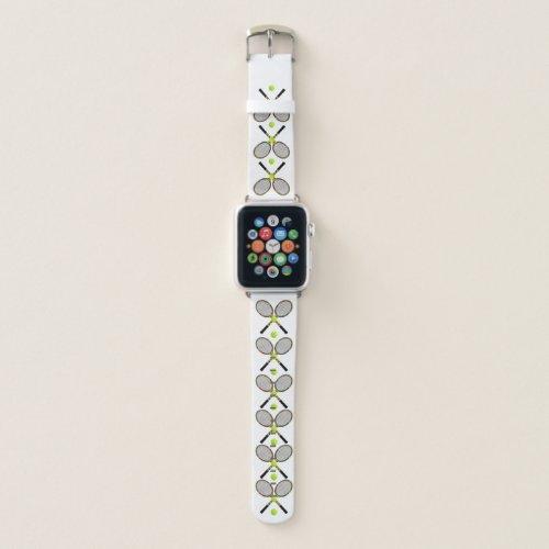 Tennis Apple Watch Band