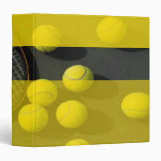 Tennis Avery Binder