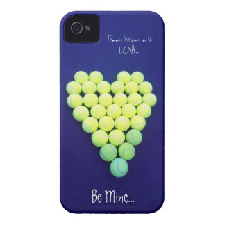Tennis B mine iPhone 4 Case-Mate Case