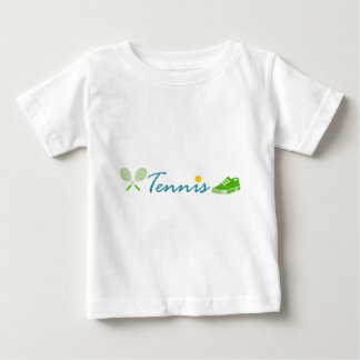 tennis baby kids sports mon dad clothes girl boy baby T-Shirt