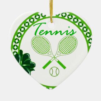 tennis baby kids sports mon dad clothes girl boy ceramic ornament