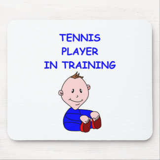 TENNIS baby Mouse Pad