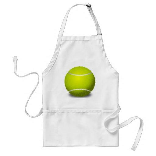 Tennis Ball Adult Apron