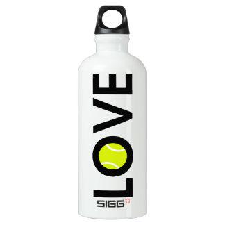 Tennis Ball Aluminum Water Bottle