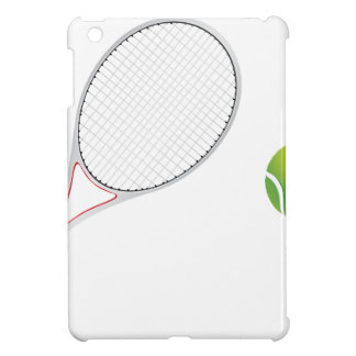 Tennis Ball and Racket Case For The iPad Mini