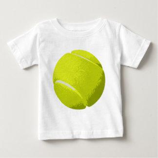 Tennis Ball Artistic US Open Wimbleton Baby T-Shirt