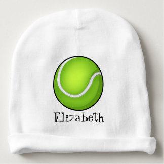 Tennis Ball Baby Beanie