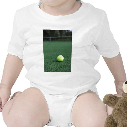 Tennis Ball Baby Creeper