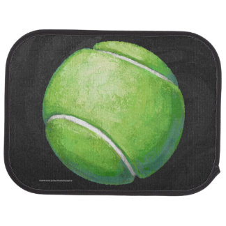 Tennis Ball Car Floor Mat