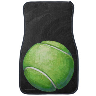 Tennis Ball Car Mat