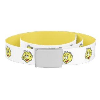 Tennis Ball Cartoon Belt