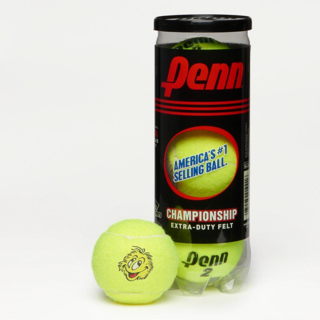 Tennis Ball Cartoon Penn Tennis Balls