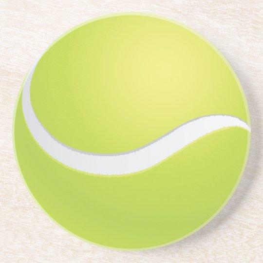 Tennis Ball Coaster