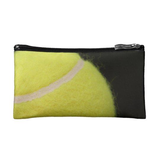 Tennis Ball Cosmetic Bag