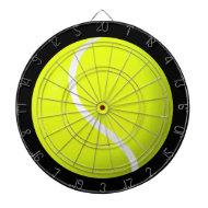 Tennis Ball Custom Game Dart Boards