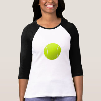 Tennis Ball Custom Gifts and Accessories T-shirts