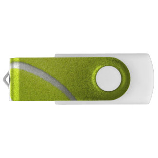 Tennis Ball Customizable Flash Drive