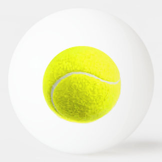 """""""Tennis Ball"""" design gifts and products Ping-Pong Ball"""