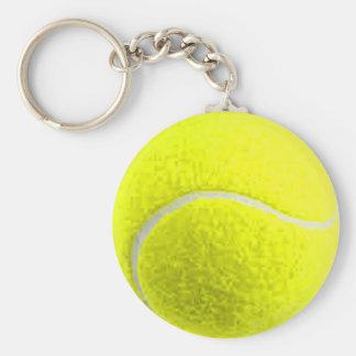 """Tennis Ball"" design jewelry set Key Chain"