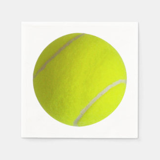 Tennis Ball Disposable Napkin