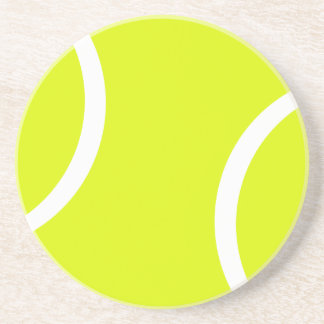 Tennis Ball Drink Coaster